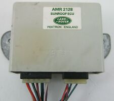 2000 LAND ROVER DISCOVERY 2 II SUNROOF DUAL POWER CONTROL ECU AMR 2128 OEM PART
