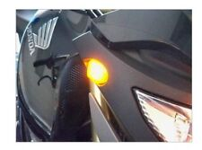 Honda CB1000R Front LED Turn Signal Kit w/ LED Flasher Relay - Clear Lens