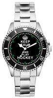 Hockey Geschenk Fan Artikel Zubehör Fanartikel Uhr 1572