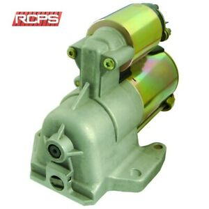 NEW STARTER FOR FORD AUTO & TRUCK FIVE HUNDRED FREESTYLE & MERCURY MONTEGO