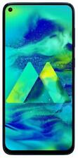 "New Samsung Galaxy M40 Unlocked Dual SIM-6.3"" FHD+ Infinity O Display-6GB+128GB"