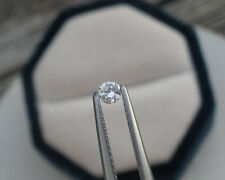 3mm White Diamond Loose Round SI-1 Clarity