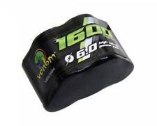 Venom 1504 NiMH 5-Cell 6.0V / 6V 1600mAh Hump Receiver Battery Pack : T-Maxx