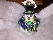 CHRISTOPHER RADKO ORNAMENT CHILLS WILLS NIB WITH TAGS