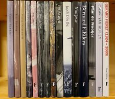 Complete set 15 Monographs on Dutch photographers, incl. CITROEN, BESNYO, OLIE