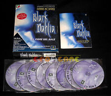 BLACK DAHLIA IL FIORE DEL MALE Pc Versione Italiana Big Box CD GOOD ••••• COMPLE
