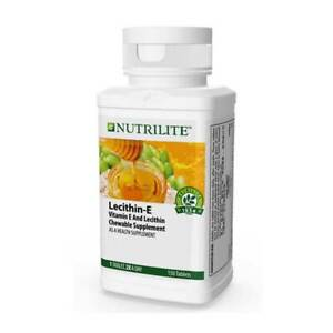 Amway Nutrilite Lecithin-E (Vitamin E And Lecithin Chewable Supplement)