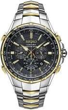 Seiko Coutura Radio Sync Solar World Time SSG010 - Mens Watch