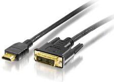 equip 119322 Kabel DVI-D Single Link auf HDMI (Kabel & Adapter)