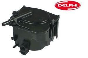 Fuel Filter DELPHI  -for  Ford, Citroen, Fiat, Peugeot, Mazda, Mini, Volvo
