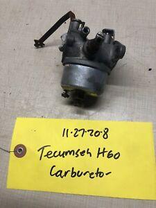 Tecumseh H60 Carburetor