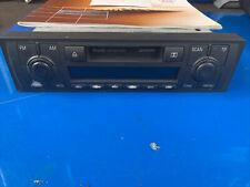 Audi TT MK1 chorus radio with code