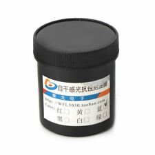 Photoresist Anti-etching Blue Ink Paint For DIY PCB Dry Film Replacement 100g F