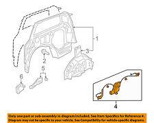 HONDA OEM 05-10 Odyssey Side Sliding Door-Motor 72050SHJA21