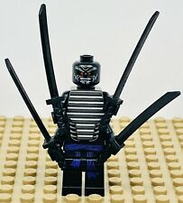 Lego Ninjago LORD GARMADON-FOUR ARMS Minifigure *No Helmet* njo042 FAST SHIPPING