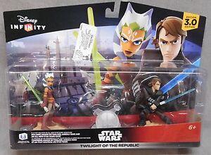 Disney Infinity 3.0 Star Wars:Twilight of the Republic Play Set Anakin - Ahsoka