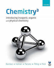 Chemistry3: Introducing Inorganic, Organic and Physical Chemistry by Gwen M....