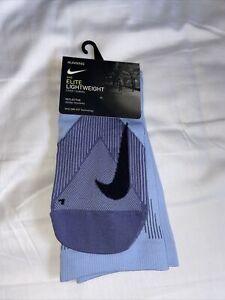 Elite Lightweight Nike Socks Size UK 9-10.5