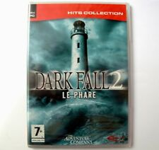 DARK FALL 2 Le Phare jeu PC NEUF / NEW - French version /VF version Francaise -