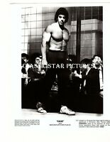 C560 Lou Ferrigno Cage 1989 8 x 10 vintage photograph