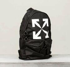 Off-white Arrow Print Backpack - Black
