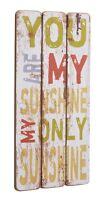 Shabby Vintage Holz Bild Schild Wandschild Holztafel Dekoschild Spruch 15.054.01