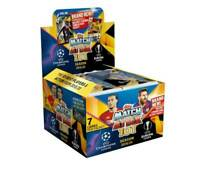 2020 Match Attax 101 Soccer Cards Best 101 Soccer Players Ronaldo Messi 50 Packs