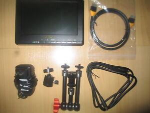 Lilliput 667 7 Inch HIGH DEFINITION LCD Monitor