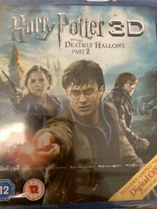 Harry Potter And The Deathly Hallows Part 2 (Blu-ray 3D + 2D)