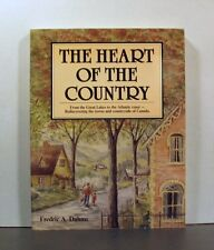 Heart of the Country, Great Lakes to Atlantic Coast, Towns, Countryside,  Canada