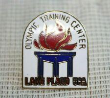 Vintage 1980 Olympic Training Center Pin Lake Placid