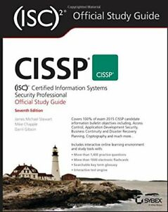 CISSP (ISC)2 Certified Information Systems Security Profess... by Gibson, Darril