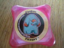* PHANPY # 88 * WAPS POKEMON Advanced Panini laser PMCE collector 2003