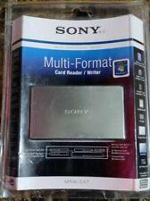 New Sony 21-in-1 USB External Multi-Format Memory Card Reader/Writer MRW-EA7