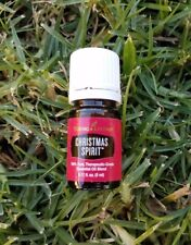 Young Living Christmas Spirit Essential Oil Blend - 5 ml - Free Shipping