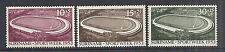 Surinam SC# B55-57 Opening of New Stadium (Paramaribo) Sportsweek - 1953 MNH*