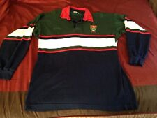 VTG O'Neills Mayo Rugby Men XL Long Sleeve Shirt