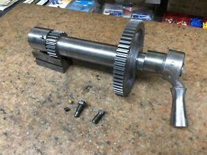South Bend lathe 10L heavy 10 back gear assembly