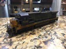 Model Trains Ho Scale Bachman Spectrum CSX DCC On Board