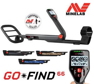 Minelab GO-FIND 66 Metalldetektor