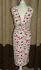 Phase Eight / 8 Daisy wiggle dress Size 10
