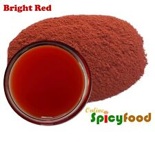 Food Colouring Powder - Concentrated Edible Water Soluble all Colours Red Black
