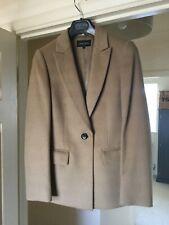 Jaeger size 6 camel jacket