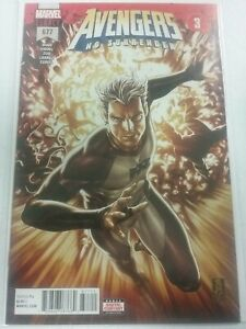 AVENGERS #677 (2018) NO SURRENDER 1ST PRINT NW134
