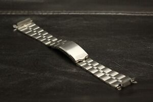 Band for Seiko 6138-0030 6138-0031 Fishbone Bracelet Z039 End Links Kakume strap
