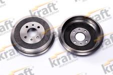 2x Bremstrommel für Bremsanlage KRAFT AUTOMOTIVE 6063010