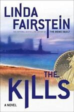 Linda Fairstein~THE KILLS~SIGNED 1ST/DJ~NICE COPY