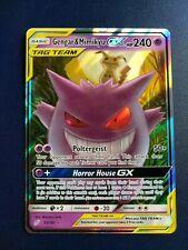 Gengar & Mimikyu GX 53/181 Tag Team Team Up - Near Mint Pokemon Card Ultra Rare