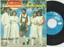 DSCHINGHIS KHAN Der Dudelmoser. German 45PS 1982