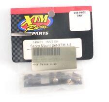 XTM Racing 149471 Servo Mount Set-XTM 1/8 A8S